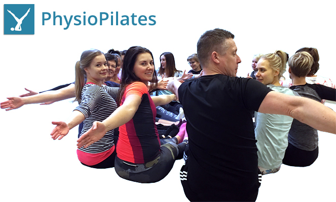 PhysioPilates slider kuva