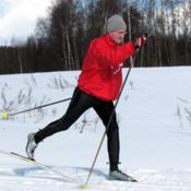 lajitekniikka: hiihto