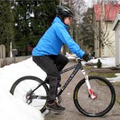 lajitekniikka: pyöräily