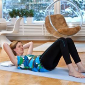 PhysioPilates kotona: Keho joustavaksi (ei välineitä)