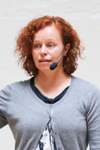 Kouluttaja Merja Soanjärvi