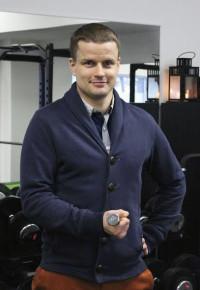Kouluttaja Johannes Hesso