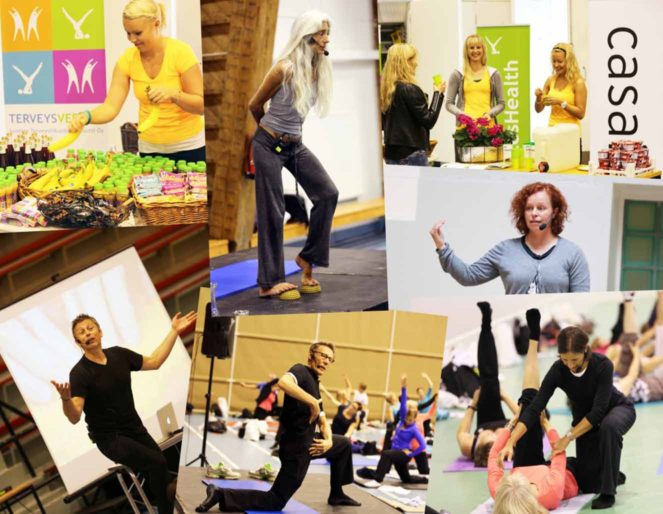 Pilates Conference 2012 kuva